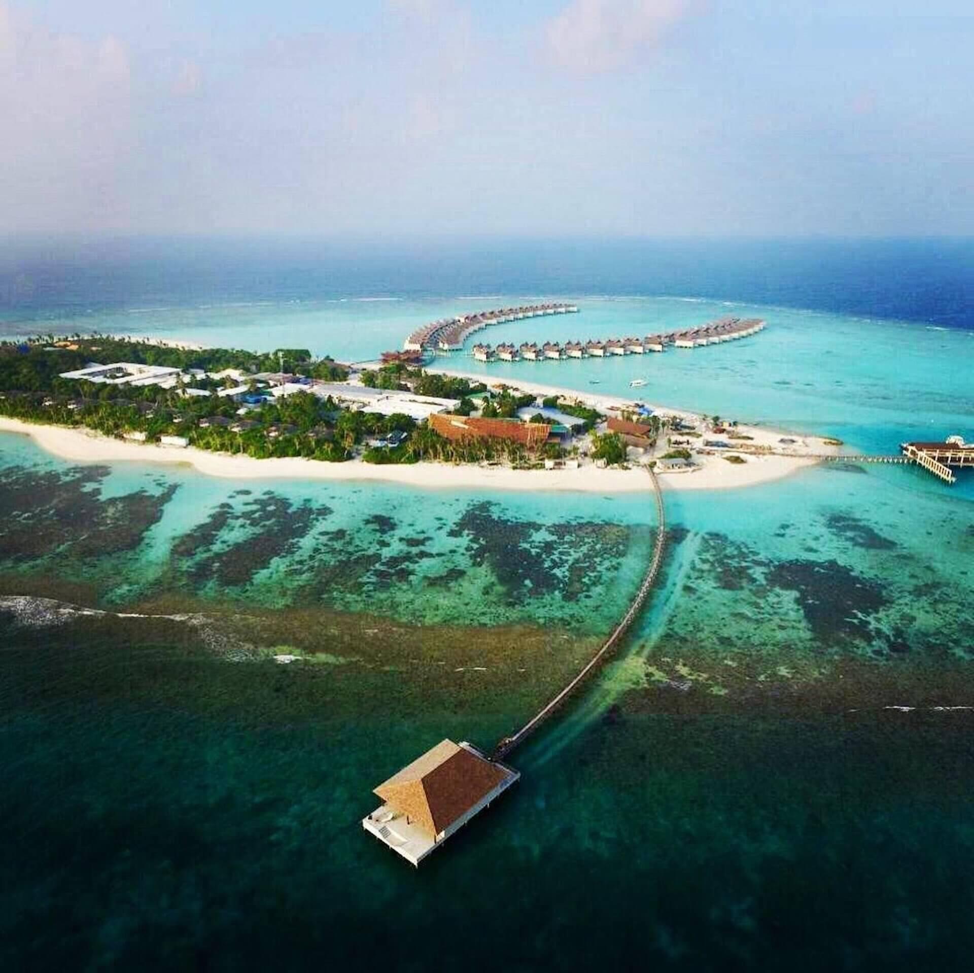 Mӧvenpick Maldives Location Hummingbird Travel