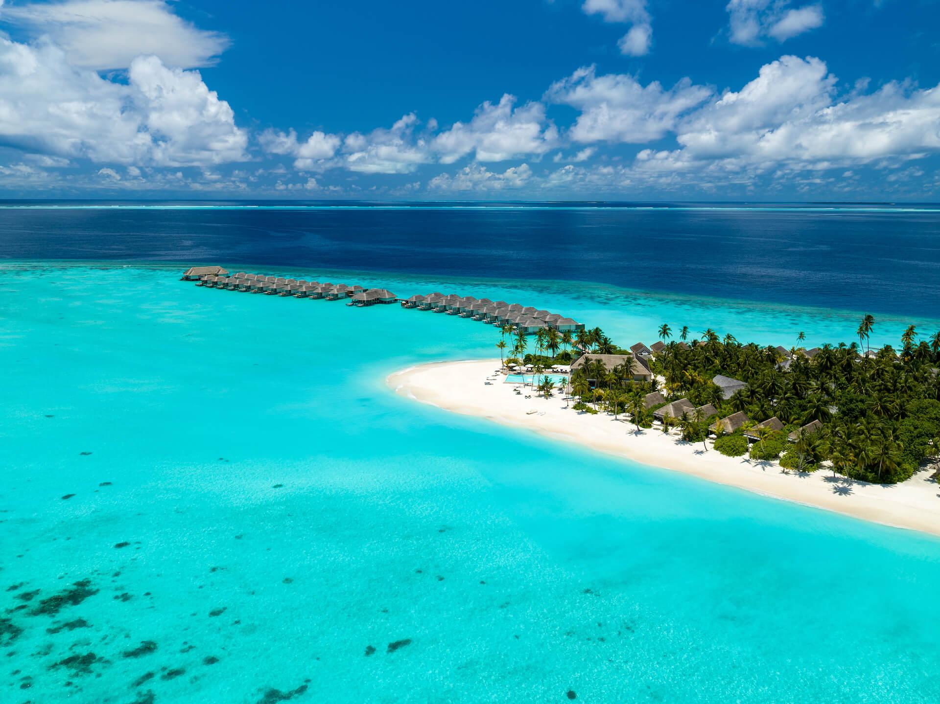 Baglioni Resort Maldives Location Hummingbird Travel